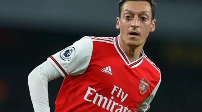 Mesut Özil Fenerbahçe'ye Transfer Mi Oluyor